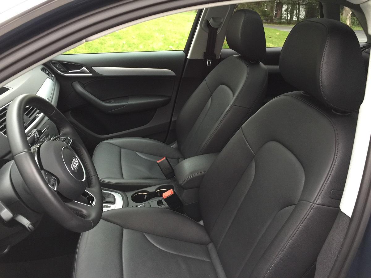2016 Audi Q3 Front Seats