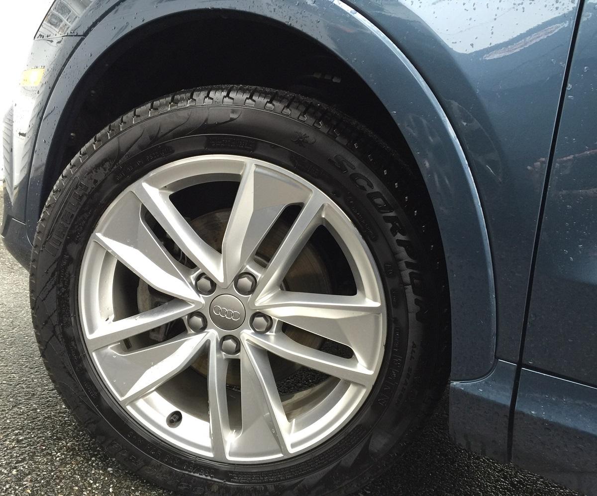 2016 Audi Q3 Tire