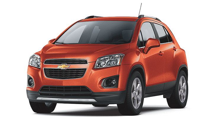2016-Chevrolet-Trax-front-view