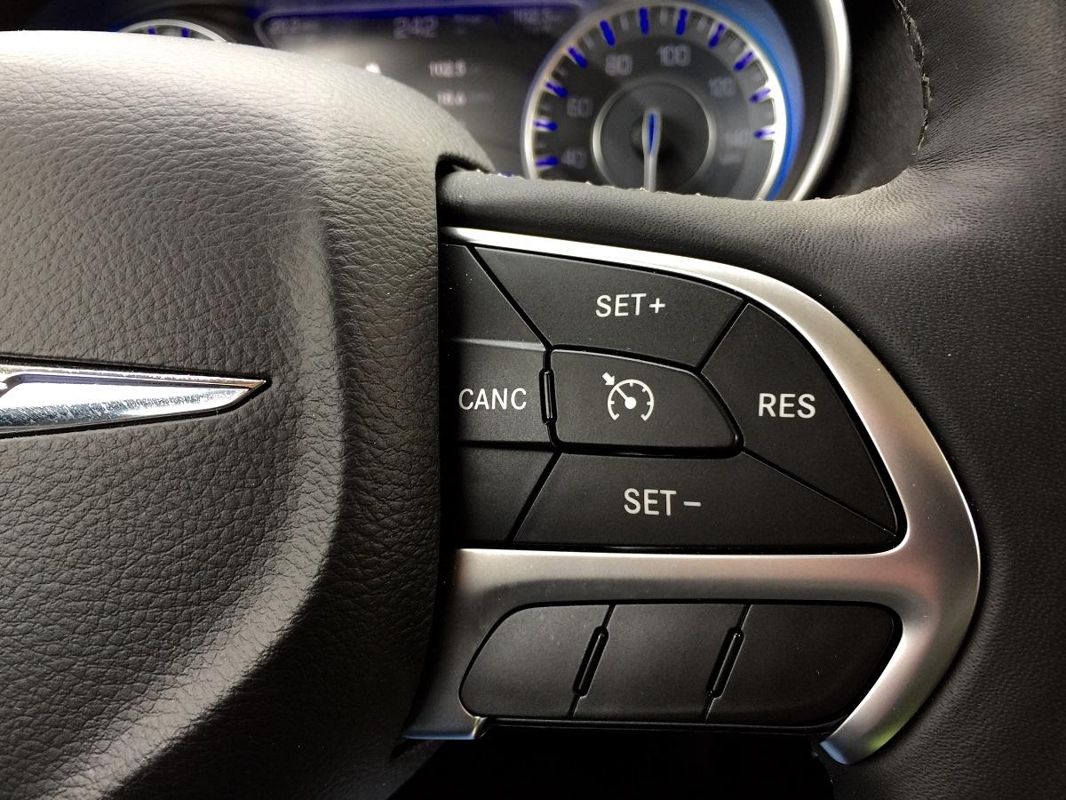 2016 Chrysler 300C Safety