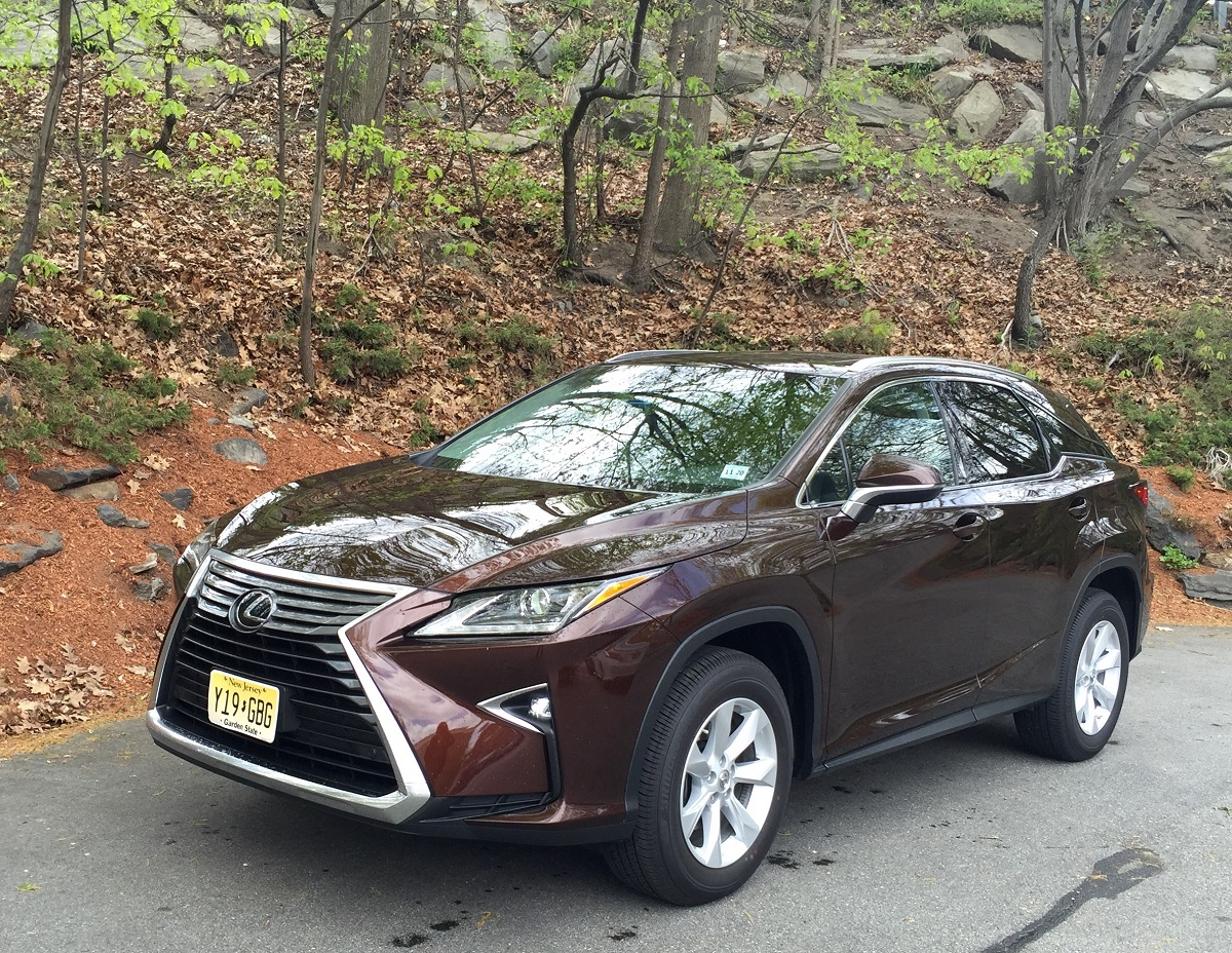 REVIEW 2016 Lexus RX 350 Edgy Styling Luxurious