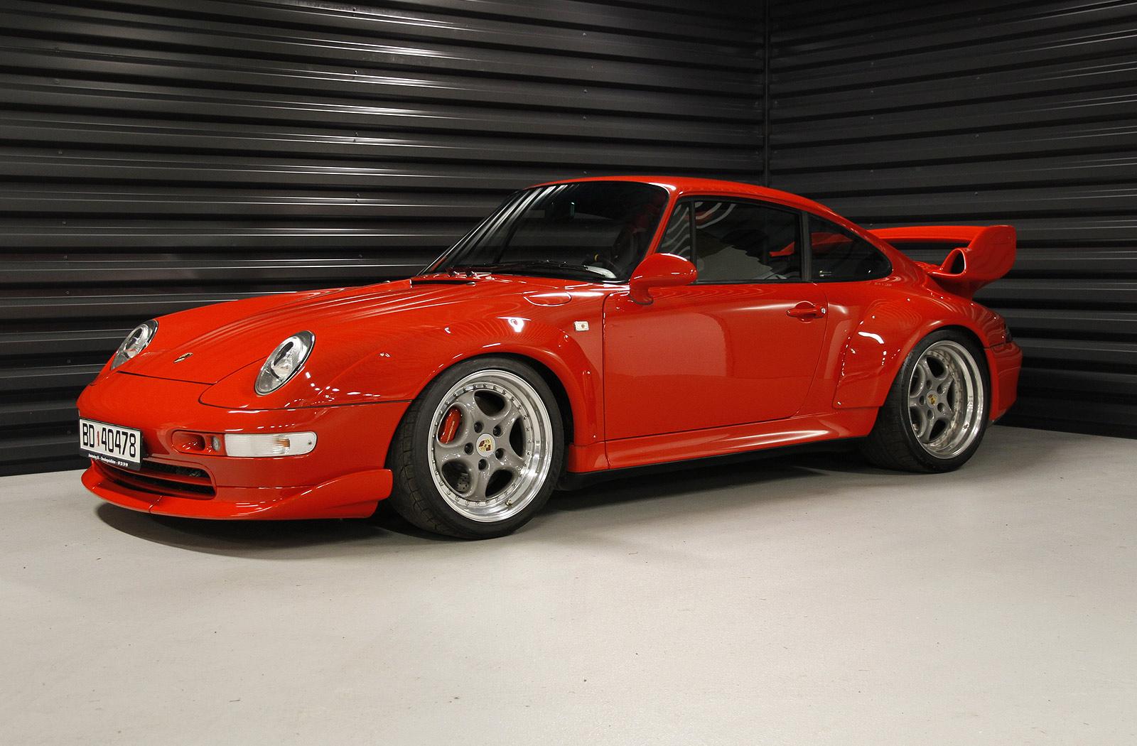 993 Porsche Turbo