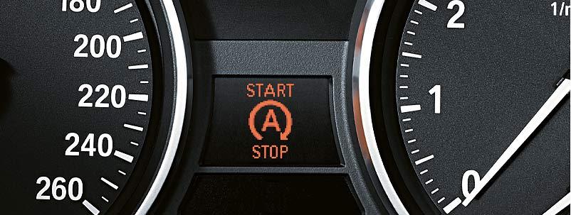 Auto Start Stop BMW