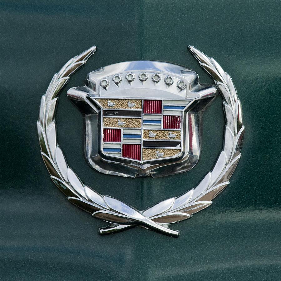 Cadillac Logo 1968