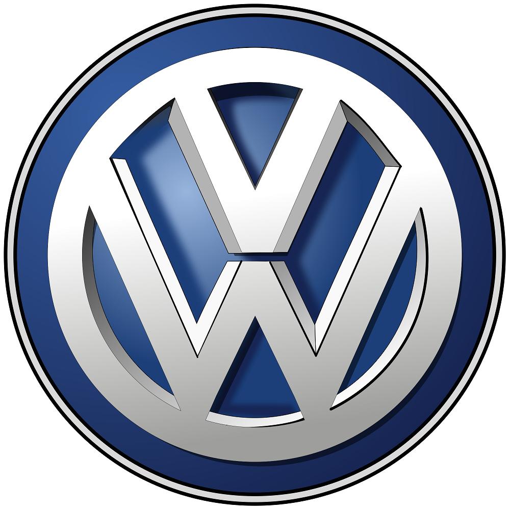 Current VW logo