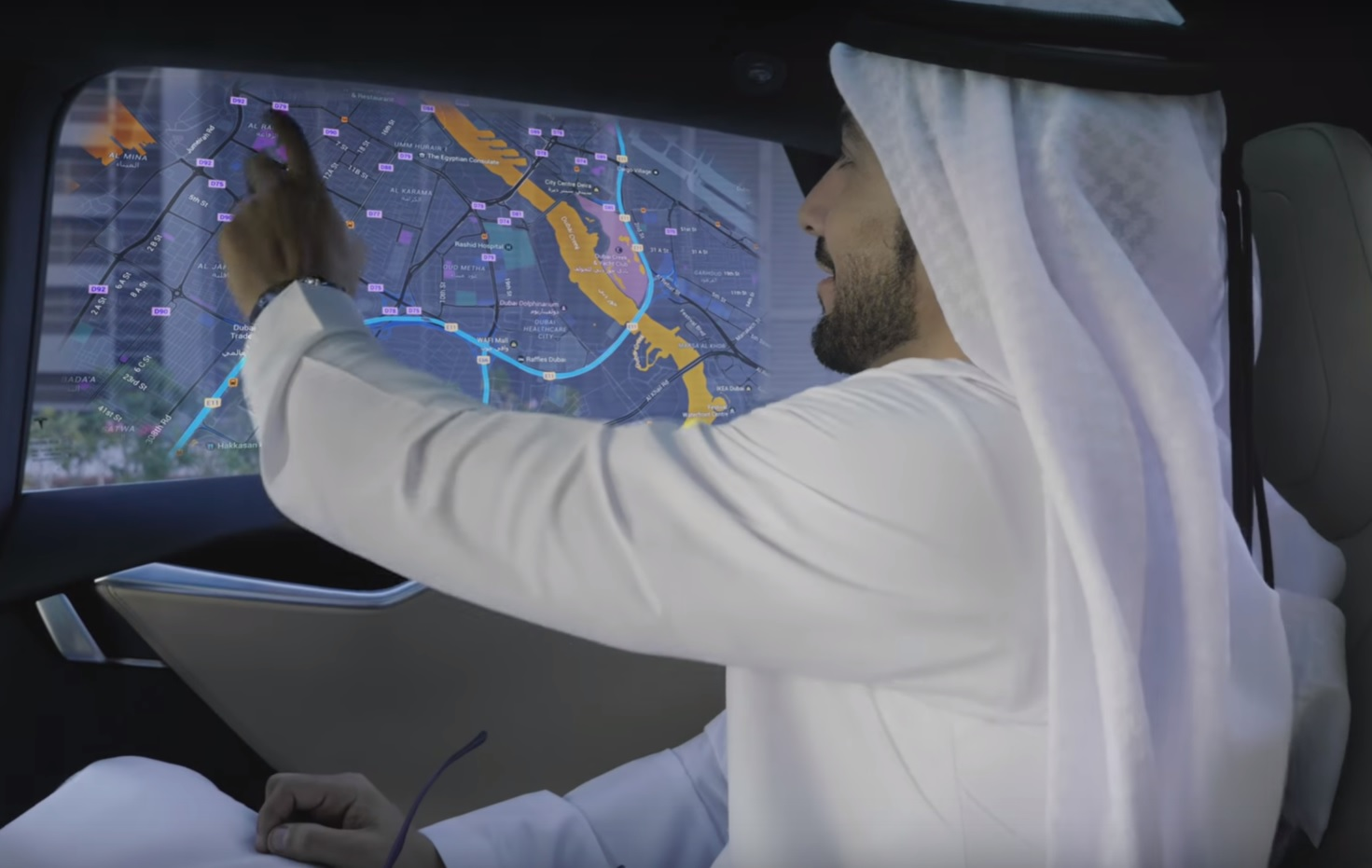 Dubai Autonomous Screen Shot