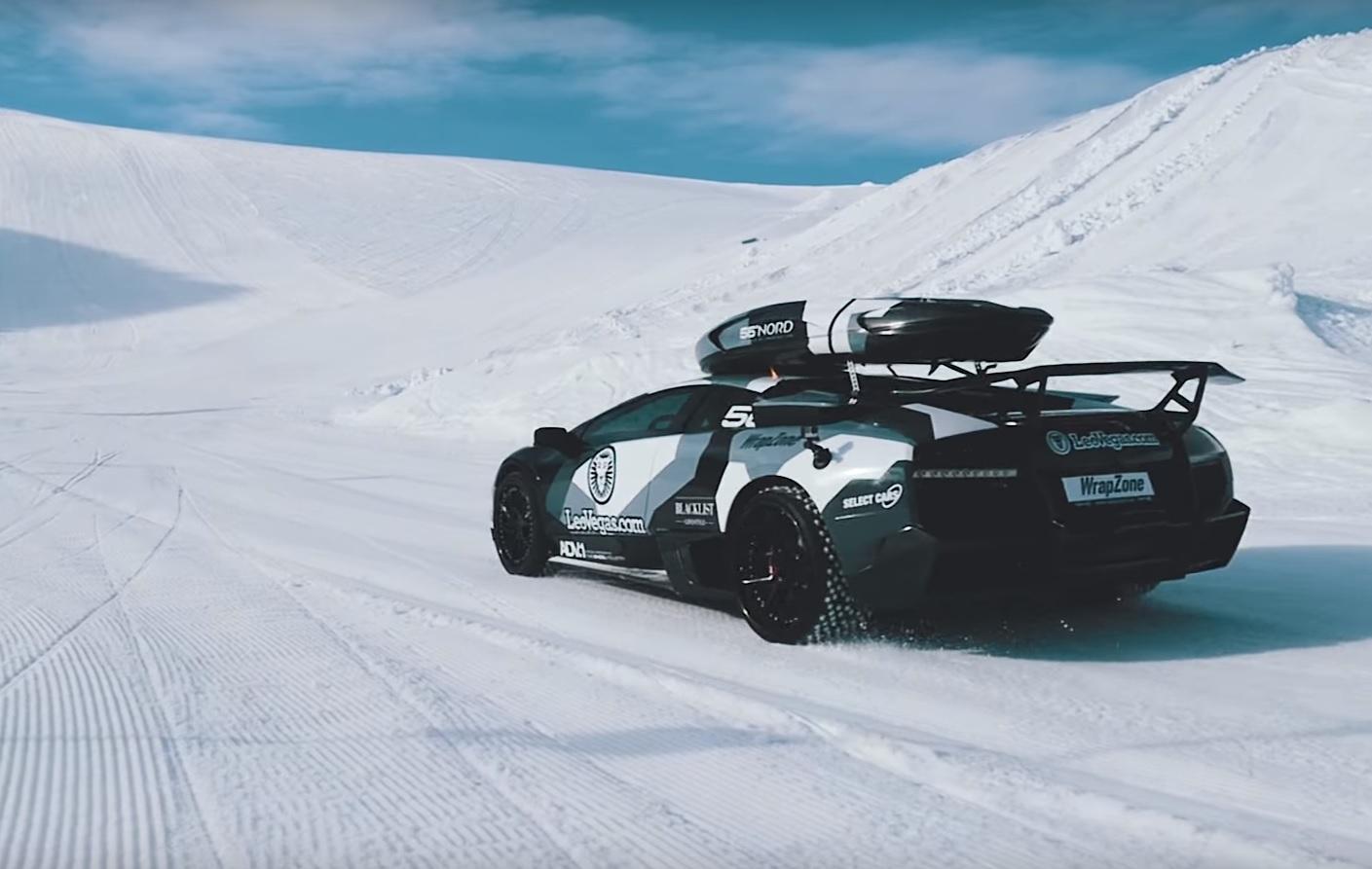 Olsson Lamborghini