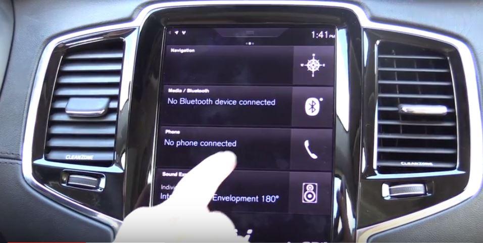 Pair Phone Screen