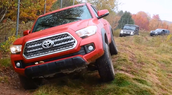 Tacoma 16 trd off road my pic