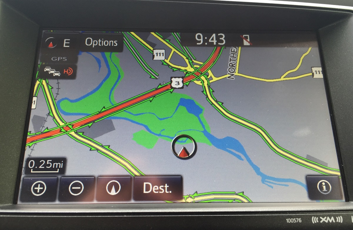 Toyota RAV4 Hybrid Navigation