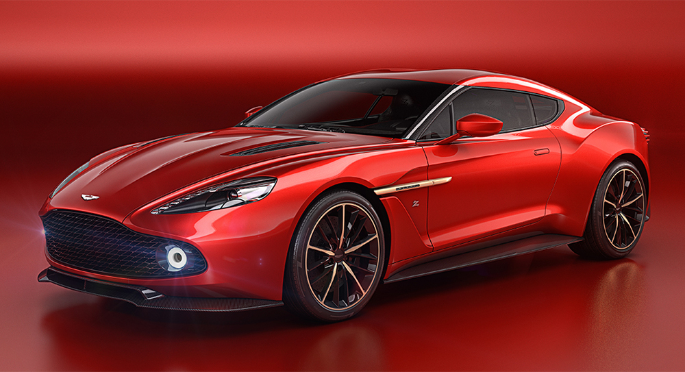 Superieur CONCEPTS: Aston Martin And Zagato Shape A Beautiful Coupe
