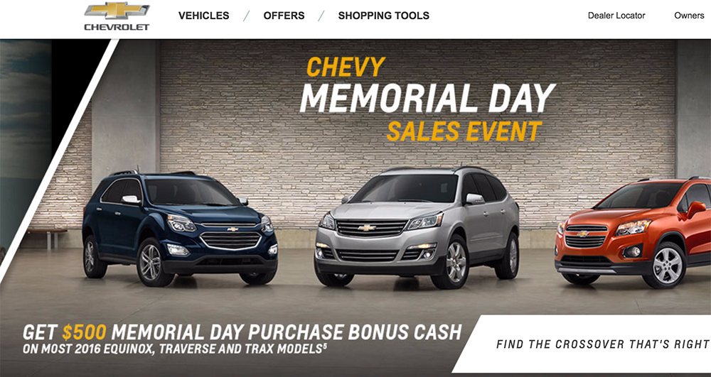 Memorial Day Car Deals: SALES: 5 Things To Know Before Buying A Car On