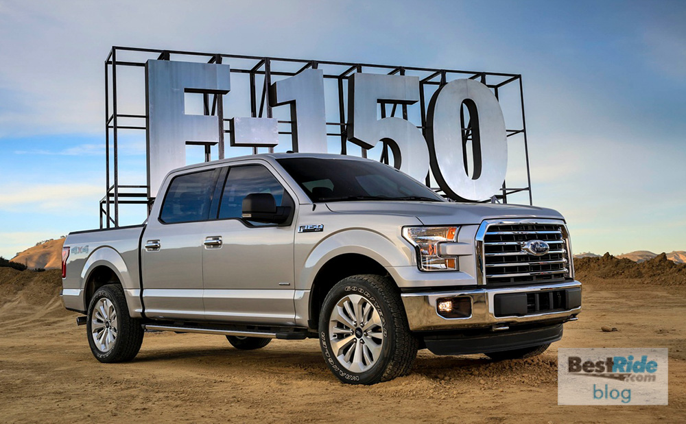 Ford F-150 - 2017