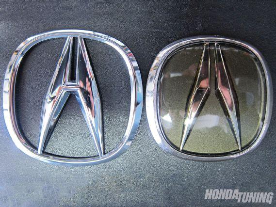 DESIGN The Curious Histories Of Legendary Car Logos BestRide - Acura emblem