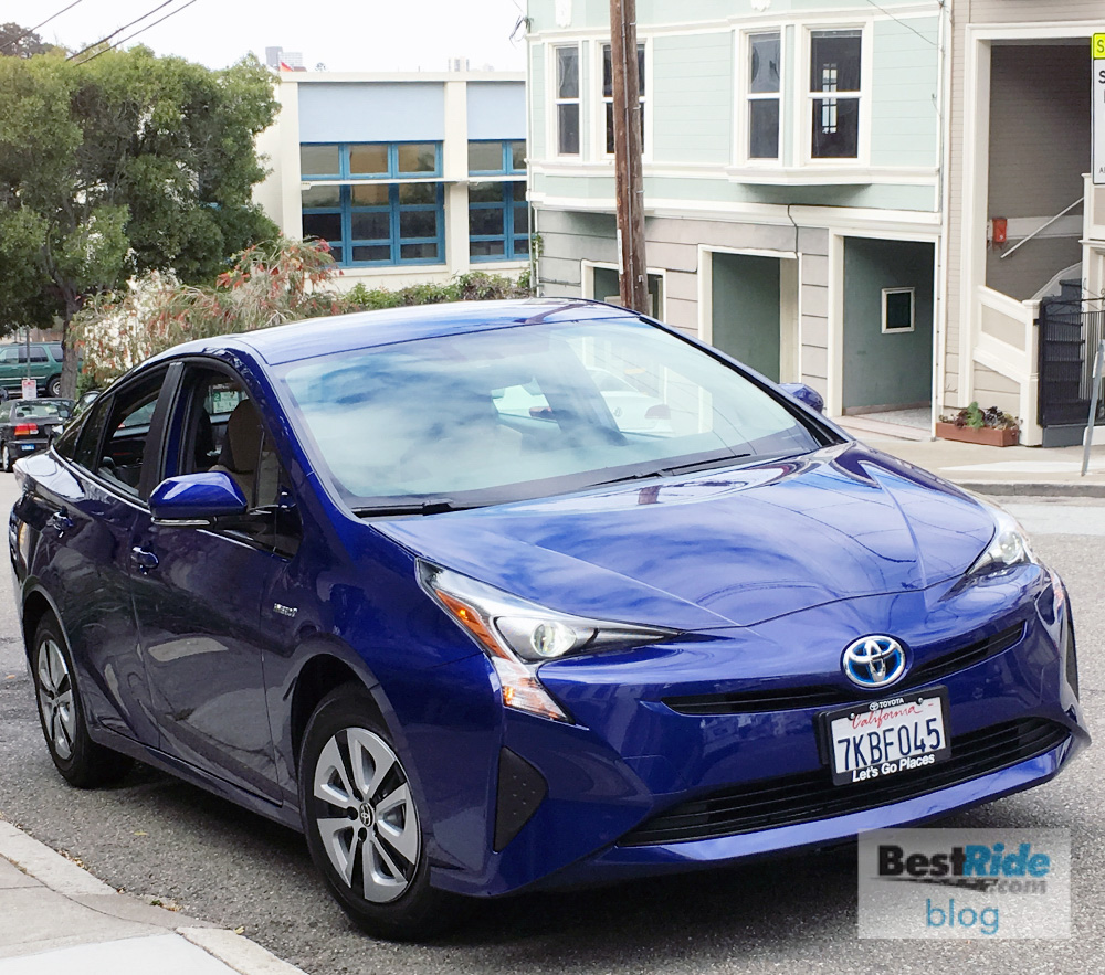 walkaround 2016 toyota prius two eco zig zaggy bestride. Black Bedroom Furniture Sets. Home Design Ideas