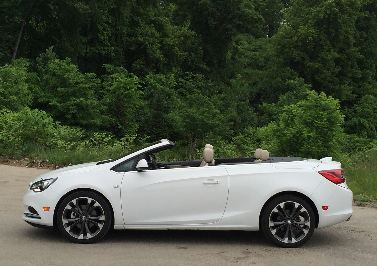 review 2016 buick cascada premium mid sized convertible with style bestride. Black Bedroom Furniture Sets. Home Design Ideas