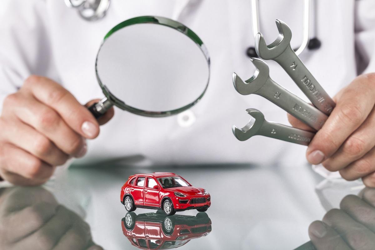 Repair or buy new