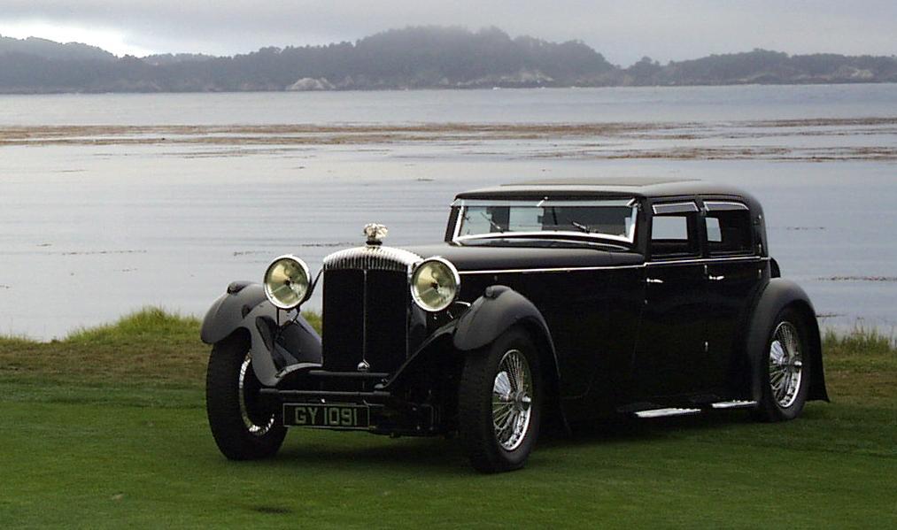 Ferris Bueller Daimler Double Six