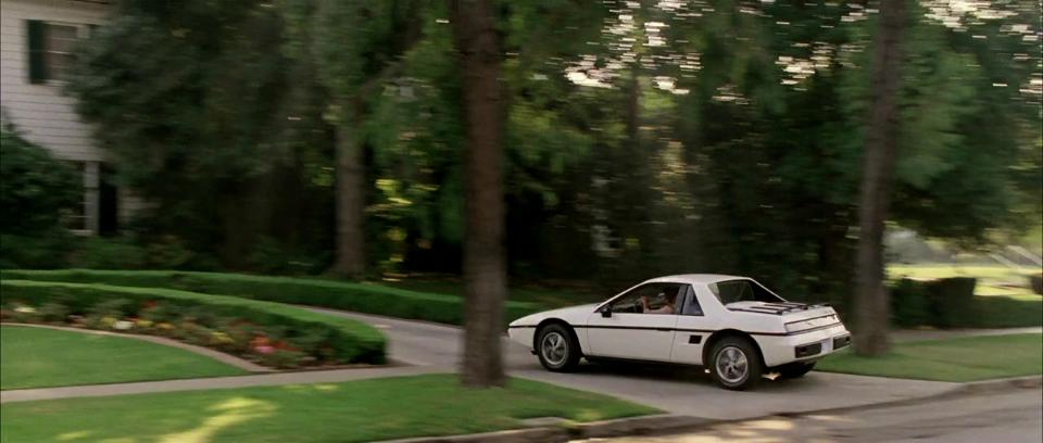 Ferris Bueller License Plates - TBC