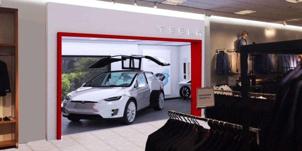 Tesla Nordstrom