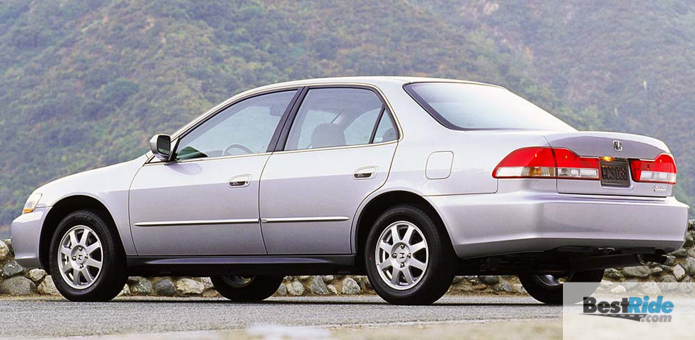 2002 Accord 6th Generation