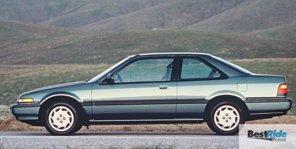 1982 Accord 3rd Generation