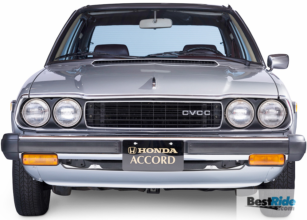 1976 Accord First Generation