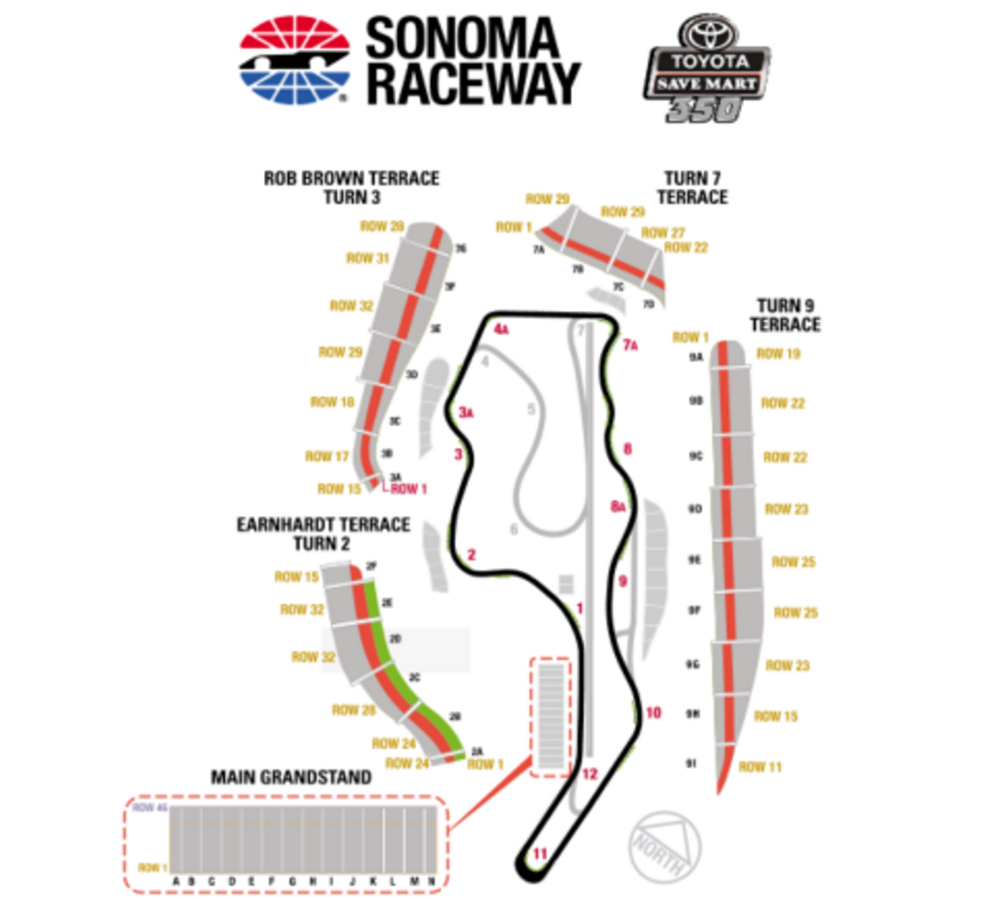 sonoma raceway map with Camry Trd Sonoma Raceway on 2013 in indycar also Sonoma Raceway likewise 2017 Nascar Race Schedule Announced additionally Viewtopic additionally Indy 500 Weekend.