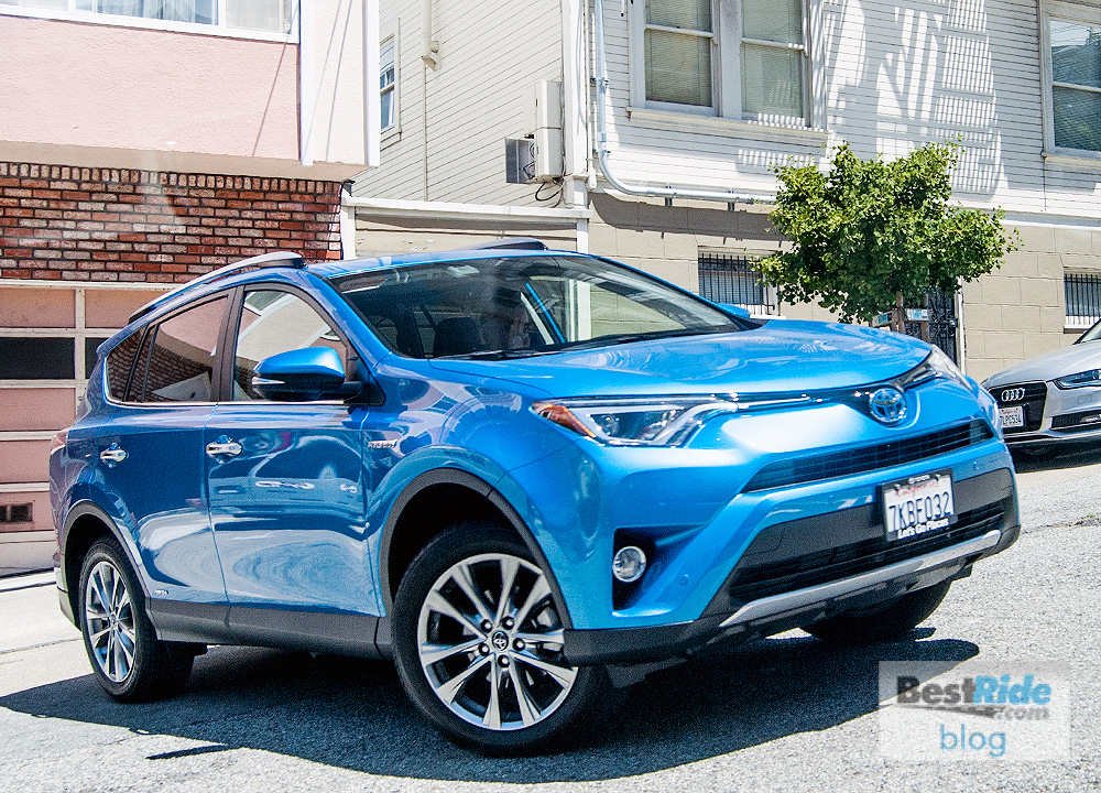 5 things to know about the toyota rav4 hybrid bestride. Black Bedroom Furniture Sets. Home Design Ideas