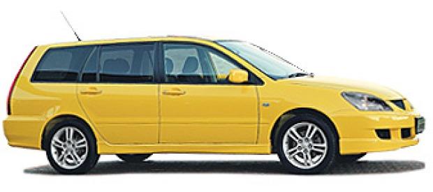 2004 Mitsubishi Lancer Wagon