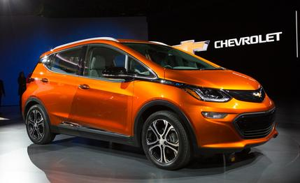 2017 Chevroleet Bolt EV