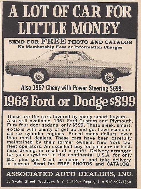 CPO taxis 1969 001