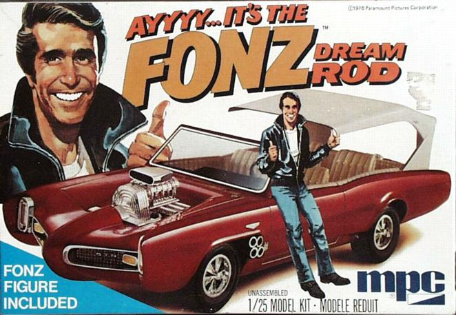 Fonzie Dream Rod