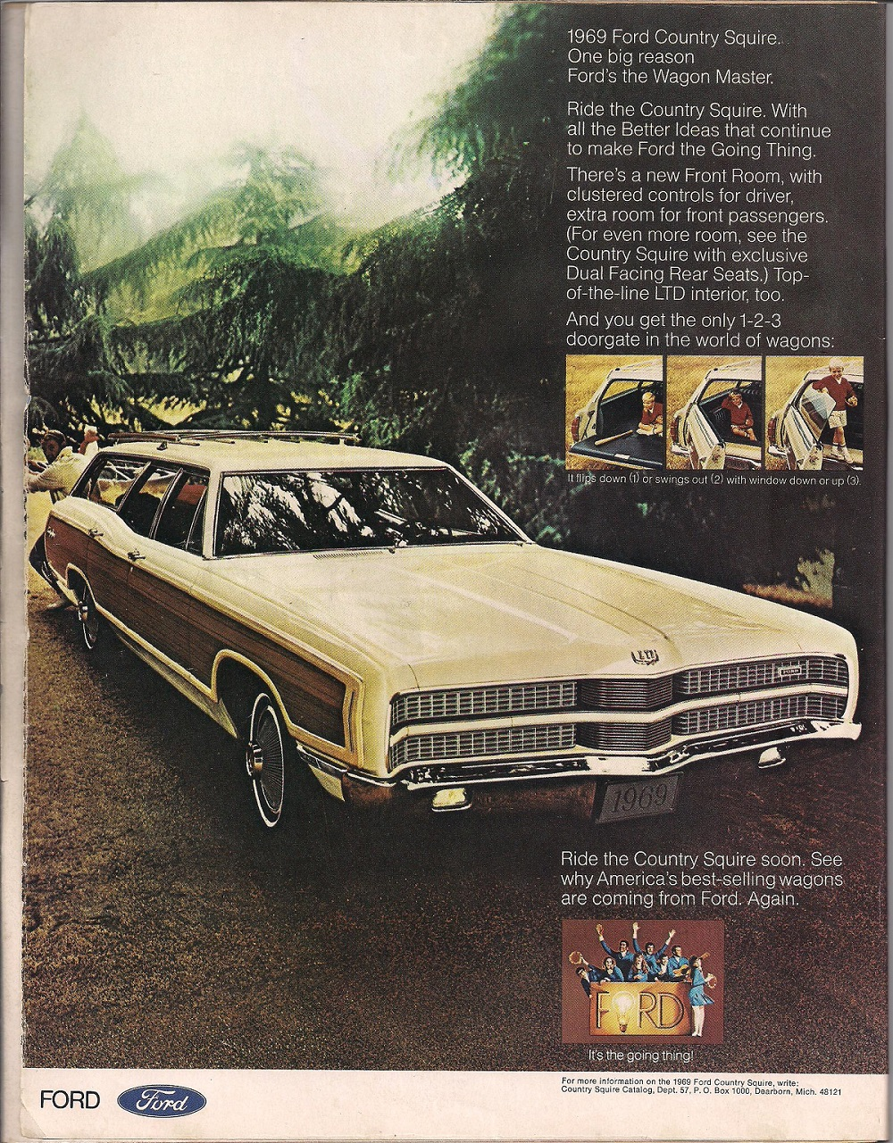 Ford wagon advert 1969 001