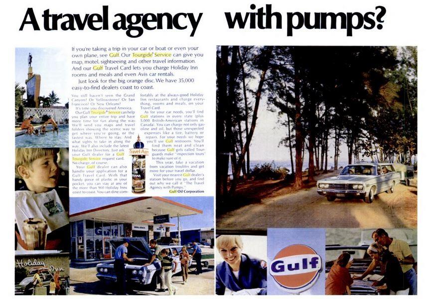 Gulf Tourgide 1968
