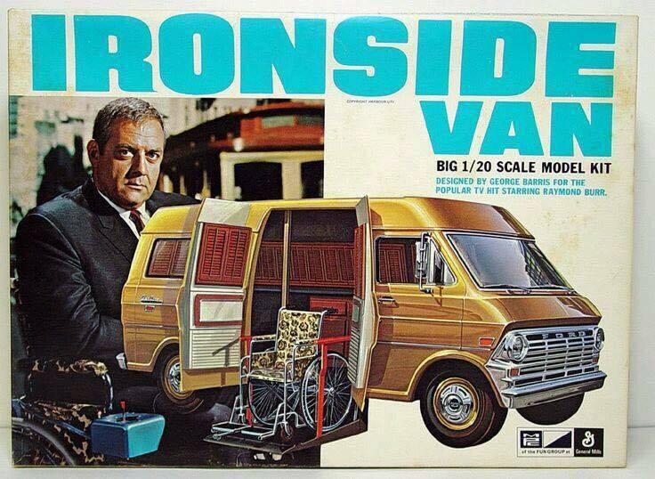 Ironsides Van