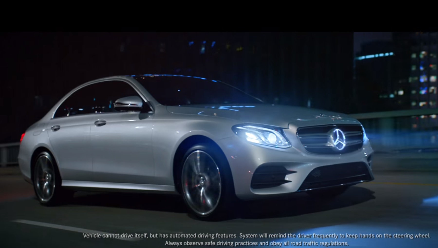 Promos mercedes pulls a controversial ad bestride for Mercedes benz commercial