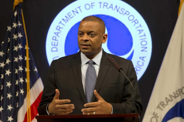USDOT Sec. Anthony Foxx