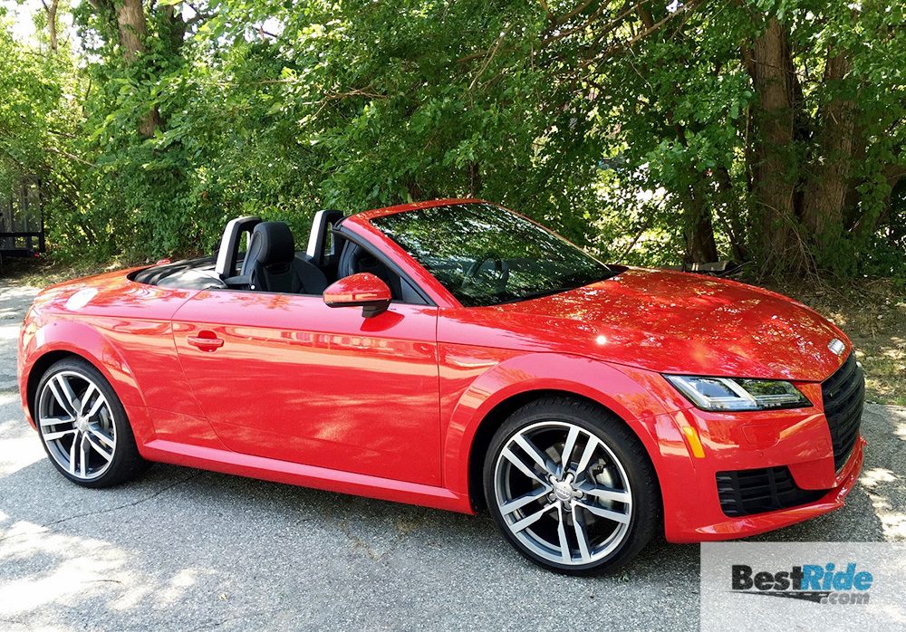 review 2016 audi tt roadster luxury performance and. Black Bedroom Furniture Sets. Home Design Ideas