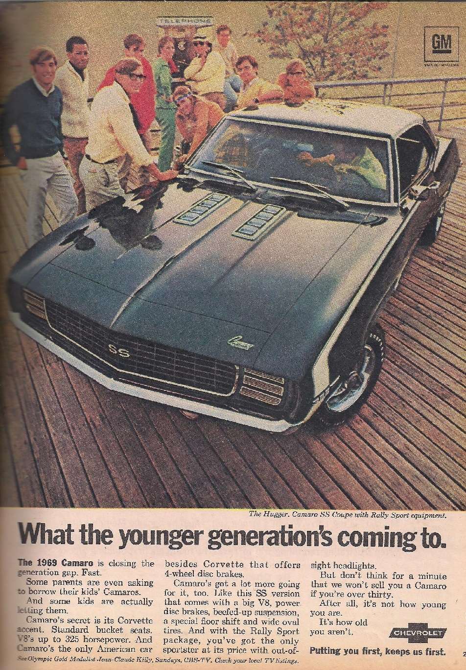 chevy advert camaro 69 001