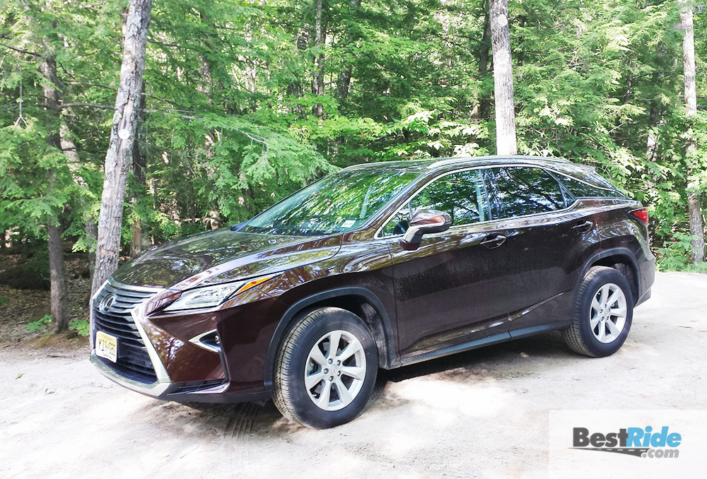 Blog Post REVIEW 2016 Lexus RX 350 Can A Plush