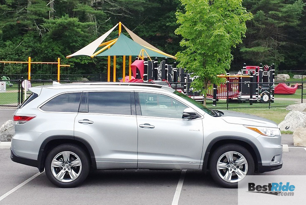 New REVIEW 2016 Toyota Highlander Hybrid Limited AWD  Paul