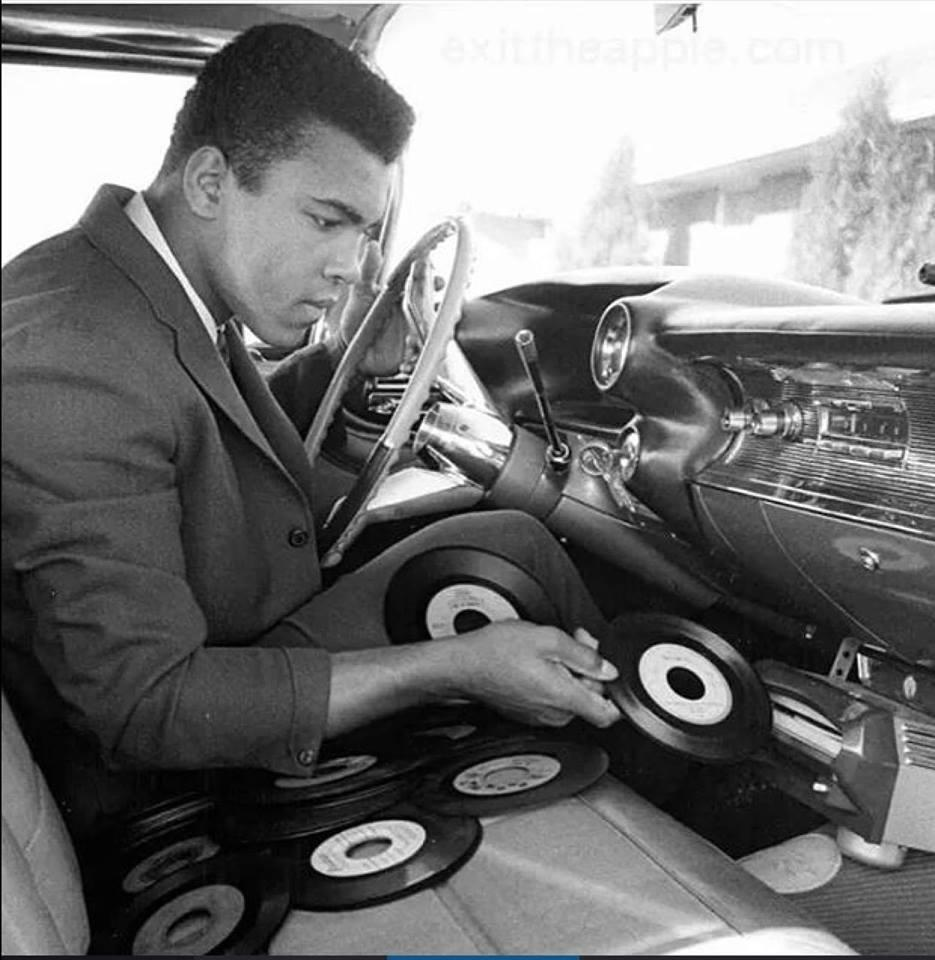 Ali Record Player