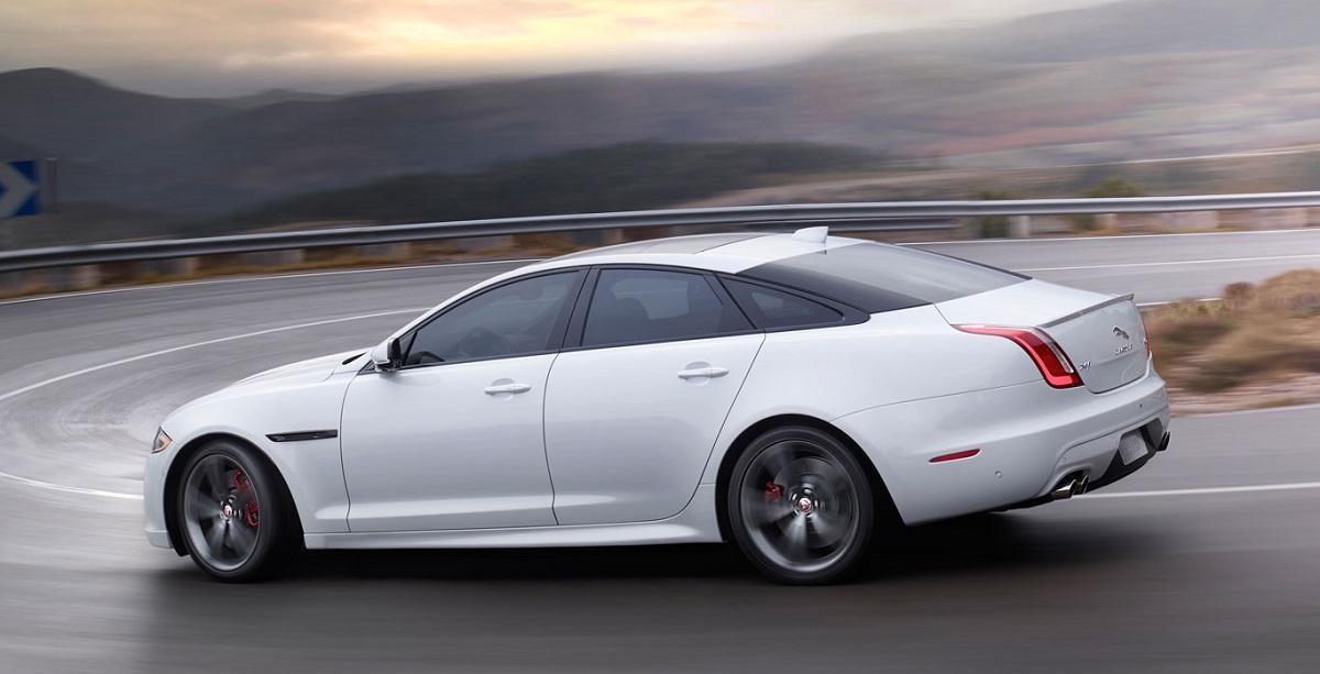 Jaguar R-sport care of Jaguar