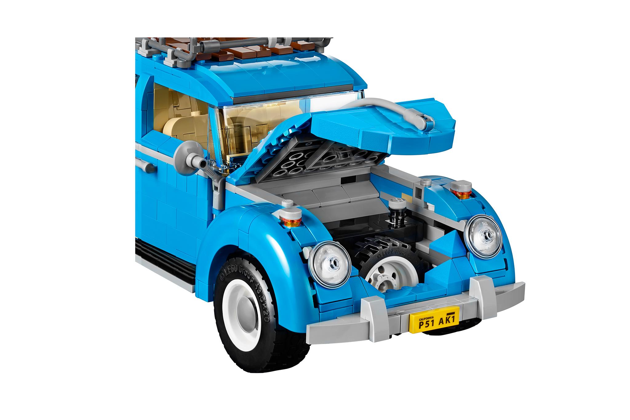 Lego Creator Expert Beetle