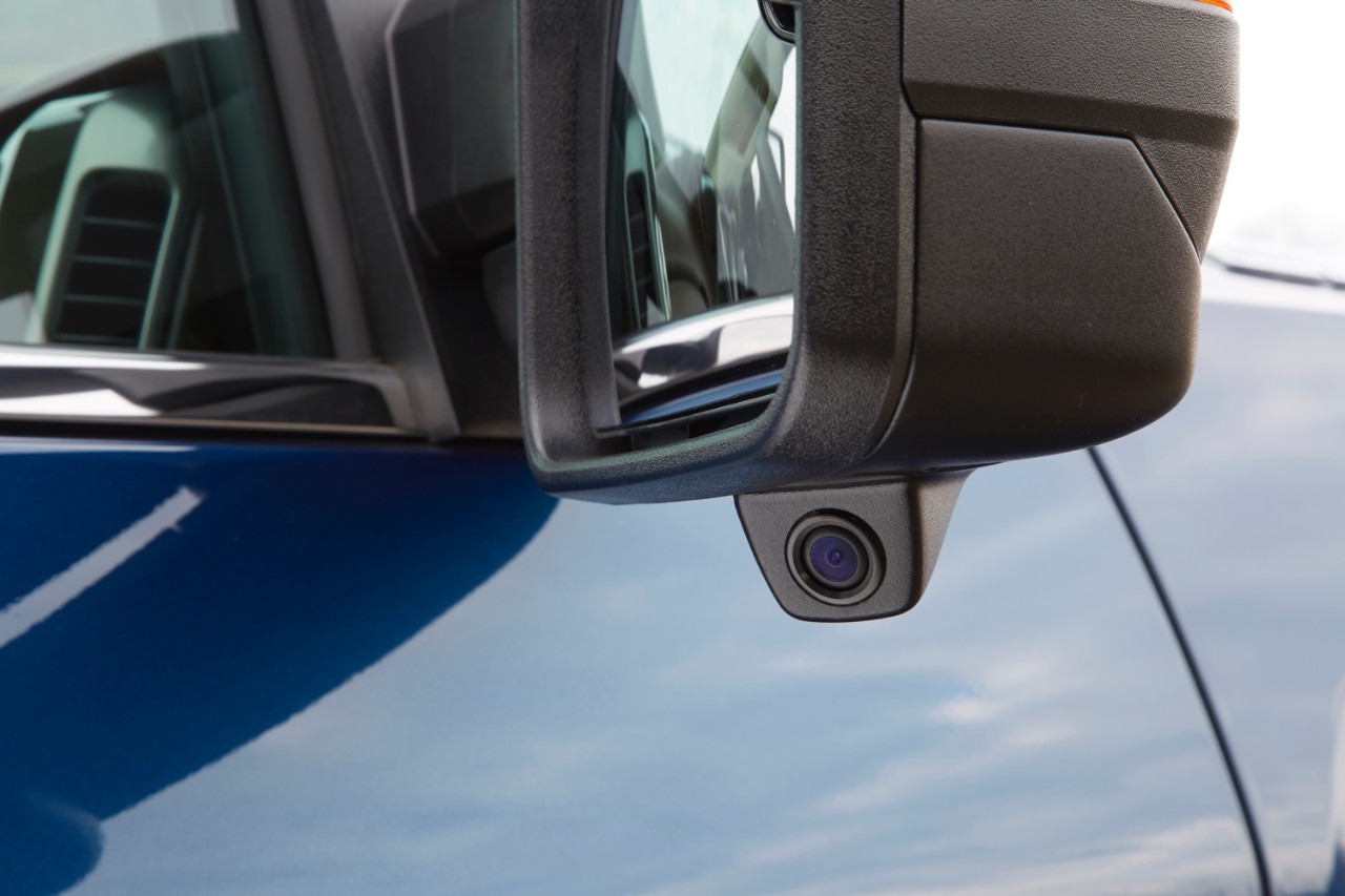 blind spot camera chevy
