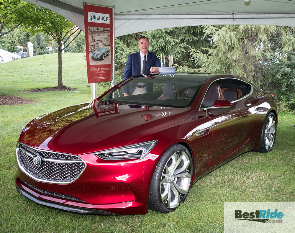 buick car shows new autos post. Black Bedroom Furniture Sets. Home Design Ideas