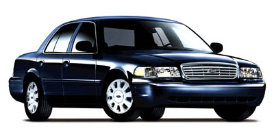 2007 Ford Crown Victoria. (06/21/06)