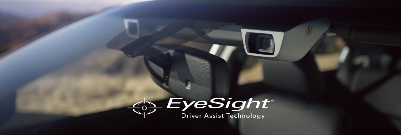 subaru eyesight graphic