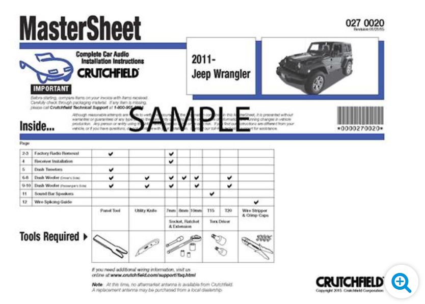 crutchfield-master-sheet